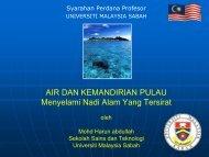 di Universiti Malaysia Sabah - UMS