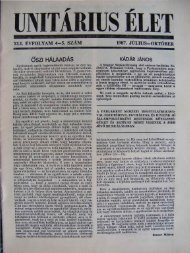 1987. Július - Október