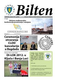DI-LOK 2012. u Ključu i Banja Luci - Cldd.org