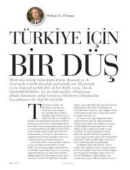 Türkiye İçin Bir Düş - The School for Gods