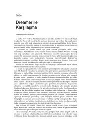 Dreamer ile Karşılaşma - The School for Gods