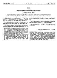 1 1 27 RozPoRzĄDzENiE MINISTRA ... - Podatnik.info