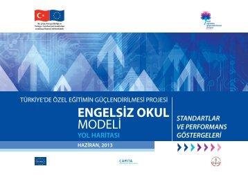 ENGELSİZ OKUL MODELİ - Edirne Milli Eğitim Müdürlüğü