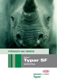 DuPont™ Typar® SF - Ravago