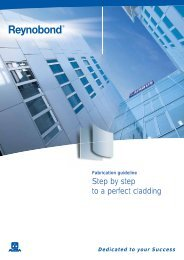 Step by step to a perfect cladding - Ravago