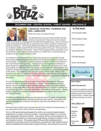 Dec 09 Buzz Newsletter.pdf - Brecksville-Broadview Heights City ...