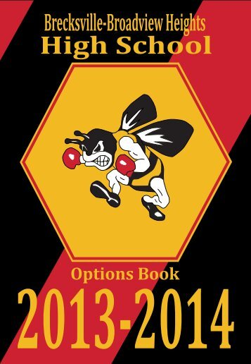 Options Book - Brecksville-Broadview Heights City Schools