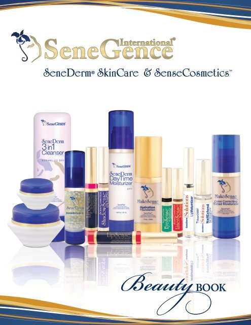 Beauty Book Senegence