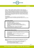 Artikel Euro Pool System, erleben Sie die Vorteile - Seite 3