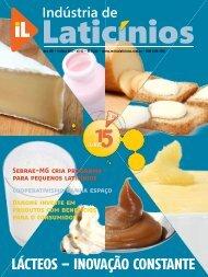 Lácteos – Inovação constante - Labor3