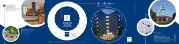 Fact Sheet Tryp Hotel Bochum - RuhrCongress Bochum