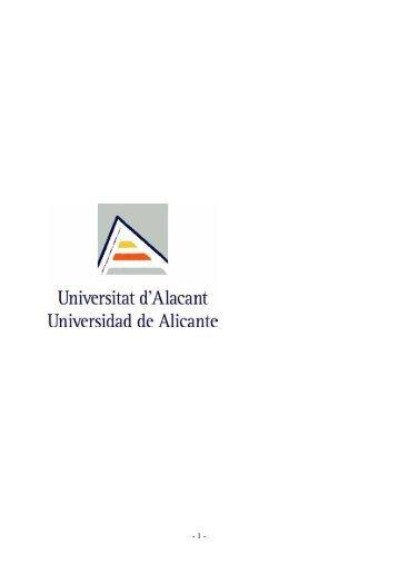 Normativa propiedad intelectual e industrial - Biblioteca UA
