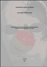 Alexandre Pereira de Faria - Programa de Pós-Graduação em ...