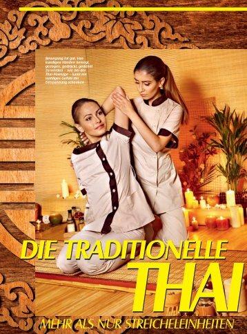 Thai massage kleve