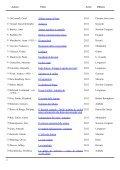 marzo - aprile 2012 NOVITA' - Biblioteca Comunale di Copparo - Page 2