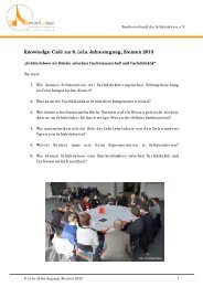 Ergebnisse des Knowledge Cafés [ PDF Download ] - Lernort Labor