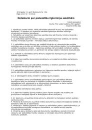 Noteikumi par pašvaldību ilgtermiņa saistībām - Iepirkumu ...