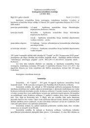 1 Iepirkumu uzraudzības birojs Iesniegumu izskatīšanas komisija L ...