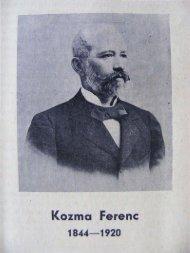 Kozma Ferenc