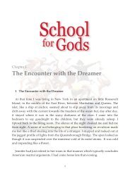 The Encounter with the Dreamer - The School for Gods