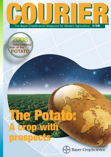 Potatoes… - Bayer CropScience