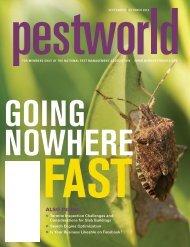 September/October - National Pest Management Association