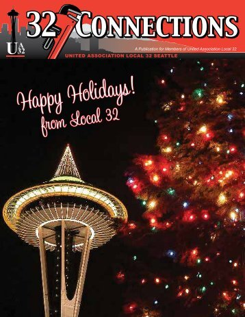 2012 Holiday - UA Local 32