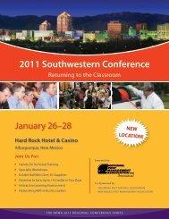 2011 Southwestern Conference - National Pest Management ...