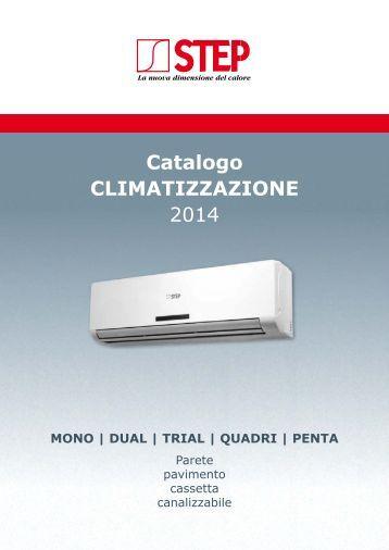 Catalogo Climatizzazione 2014