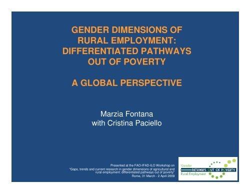 FONTANA Marzia - Food, Agriculture & Decent Work