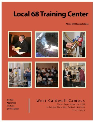 Local 68 Training Center - IUOE Local 68
