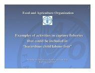 Slide - Food, Agriculture & Decent Work