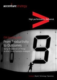 CEO Briefing 2015_From productivity to outcomes_0