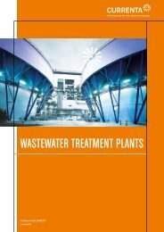 Wastewater Treatment Plants (Engl.) (PDF / 1074 KB) - Currenta