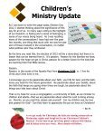 November 7, 2012 Confirmation Starts This Week! - First ... - Page 5