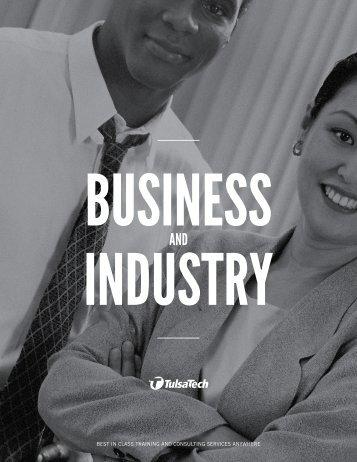 business - Tulsa Technology Center