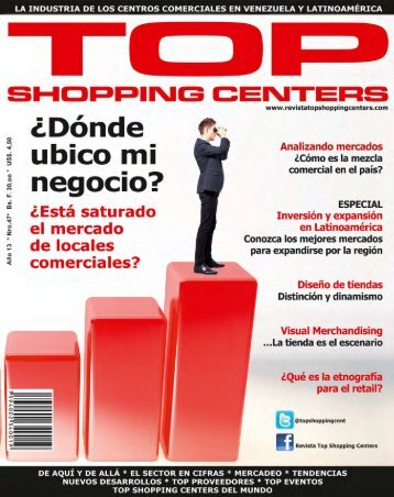 Top Shopping Centers - Edicion 47