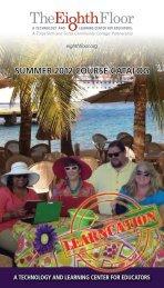 summer 2012 course catalog - The Eighth Floor - Tulsa Technology ...
