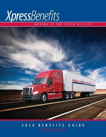 2014 XGS Driver.pdf - US Xpress
