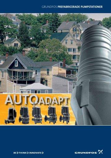 Prefabricerade pumpstationer - Grundfos AB