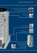 Prefabricerade pumpstationer - Grundfos AB - Page 5