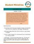 VETERANS' DINNER Sunday, November 11, 2012 6:00 p.m. First ... - Page 6