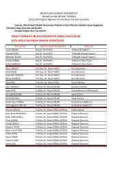 sınav tarihi:05.08.2013 pazartesi sınav saati:14:00 a101 nolu ...