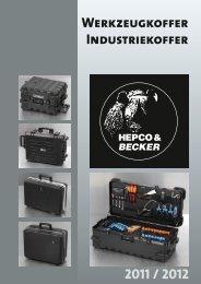 2011 WERkzEUgkOFFER InDUstRiEkOFFER - Hepco & Becker GmbH