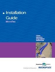 ComfortPro Microflex Install Guide - ComfortPro Systems