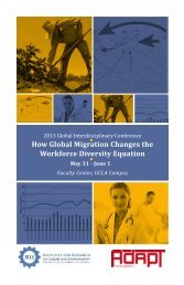 How Global Migration Changes the Workforce Diversity Equation