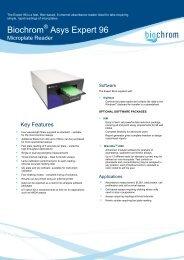 Biochrom Asys Expert 96