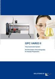 GPC VARIO II - Labicom