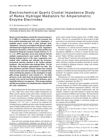 electrochemical impedance spectroscopy study Electrochemical impedance spectroscopy (eis) eis has been successfully applied to the study of corrosion systems for thirty years and been proven to be a powerful and accurate method for measuring corrosion rates.