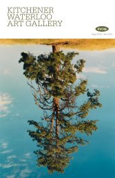 Sept 2012 - Jan 2013 (PDF) - Kitchener-Waterloo Art Gallery